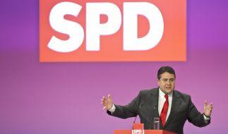 Bundesparteitag der SPD (Foto)