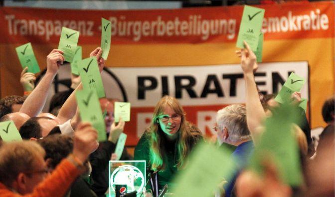 Bundesparteitag Piratenpartei (Foto)