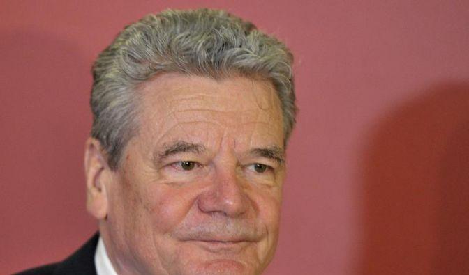 Bundespräsident Gauck Schirmherr der Sporthilfe (Foto)