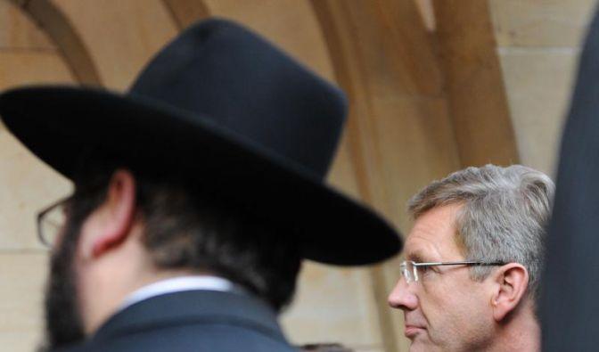 Bundespräsident Wulff eröffnet Villa Seligmann (Foto)