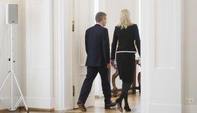 Bundespräsident Wulff tritt zurück (Foto)