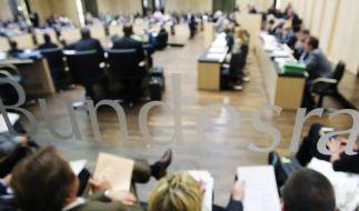 Bundesrat stoppt Steuersenkung vorerst (Foto)