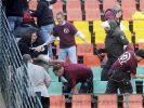 Bundesregierung: Gewalt beim Fußball nimmt zu (Foto)