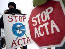Bundesregierung hält an Acta fest (Foto)