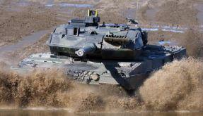 Bundesregierung lehnt jede Auskunft zu Panzergeschäft ab (Foto)