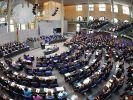 Bundestag beschließt Sparhaushalt (Foto)