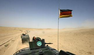 Bundestag stimmt über Afghanistan-Mandat ab (Foto)