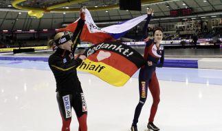 Bundestrainer verspricht Fight bei Eisschnelllauf-WM (Foto)
