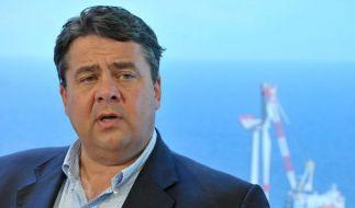 Bundesumweltminister Gabriel: Rot-Rot «kein dramatischer Akt» (Foto)