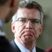 Bundesverteidigungsminister Thomas de Maizière (CDU) warb bei Günther Jauch für mehr Verständnis für deutsche Soldaten.