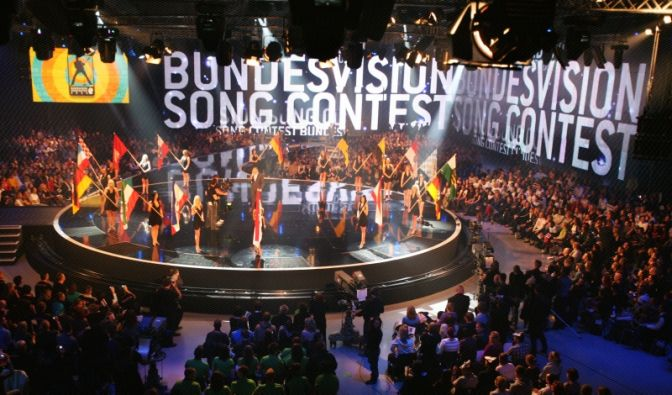 Bundesvision Song Contest (Foto)