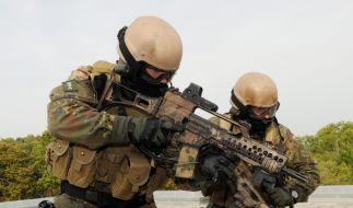 Bundeswehr KSK-Einheit (Foto)