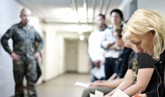 Bundeswehr will Frauenanteil erhöhen (Foto)