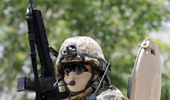 Bundeswehrsoldat soll auf Kameraden gezielt haben (Foto)