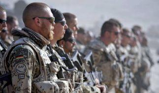 Bundeswehrsoldaten (Foto)