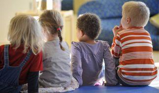 Bundesweit fehlen noch 348.000 Kinderbetreuungsplaetze (Foto)