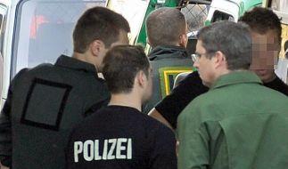 Bundesweite Razzia gegen neonazistische Gruppe (Foto)