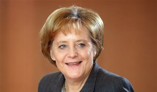 Bunte Personality Merkel (Foto)