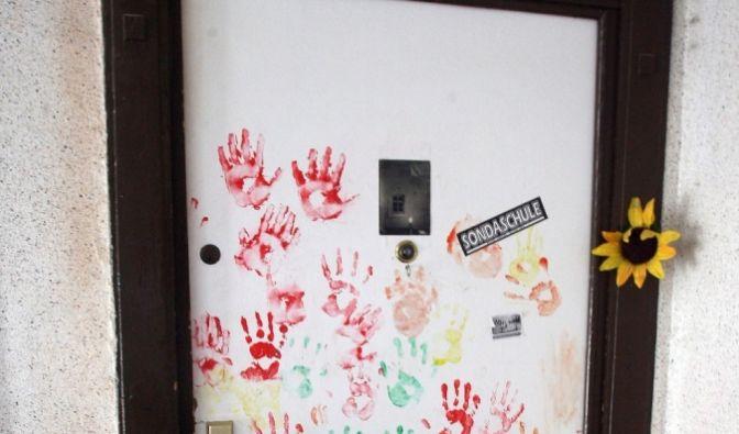 Bunte Türen sind erlaubt (Foto)