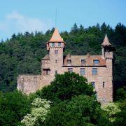 Burgen, Wald und Schuhe - Mit dem Camper durch den Pfälzerwald (Foto)