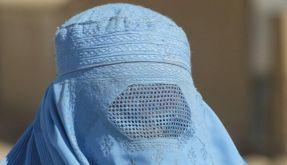 Burka - Verbot in Belgien (Foto)