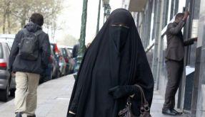 Burka-Verbot (Foto)