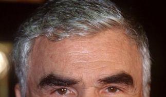 Burt Reynolds wird 75 (Foto)