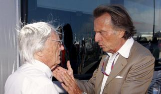 Business as usual im Fall Ecclestone (Foto)