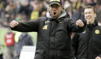 BVB-Coach Klopp vergleicht Bayern-Spiel mit Clásico (Foto)