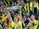 BVB feiert Rekord: Polnisches Fest beim 4:0 (Foto)