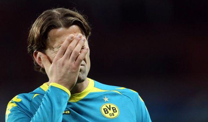 BVB gewinnt Testspiel und bangt um Weidenfeller (Foto)