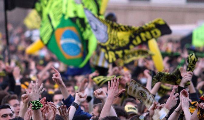 BVB holt DFB-Pokal - Riesenjubel in Dortmund (Foto)