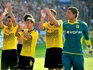 BVB mit neuem Mut nach Marseille: «Cooler Tanz» (Foto)