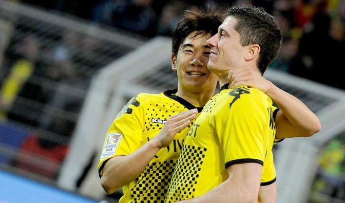 BVB-Pokalhelden fürchten Kagawa-Abschied (Foto)