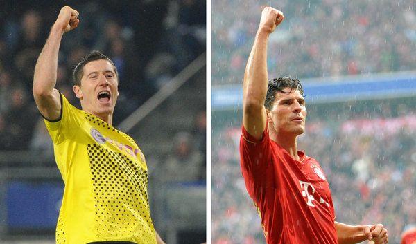 BVB und FC Bayern im Direktvergleich (Foto)
