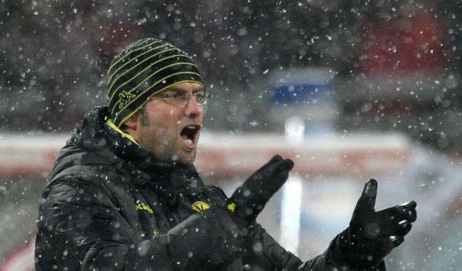 BVB verpasst Hinrunden-Rekord (Foto)
