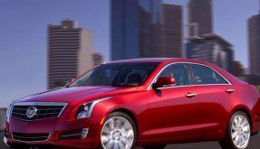 Cadillac ATS: Limousine für die Mittelklasse (Foto)