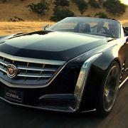 Das beste Auto der IAA 2011? Der Cadillac Ciel versprüht protzigen Charme.