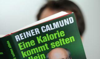 Calmunds «Eine Kalorie kommt selten allein» muss erstmal eingestampft werden. (Foto)