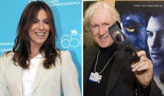 Cameron gegen Bigelow: Regie-Paar im Oscar-Rennen (Foto)