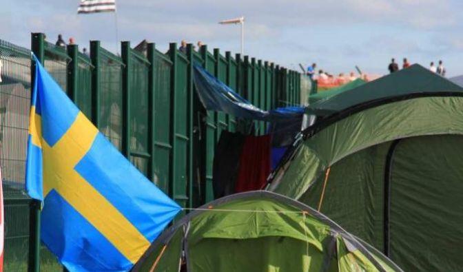 Camping mit Stil (Foto)