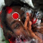 In einigen Kulturen wird traditionell Cannabis geraucht.