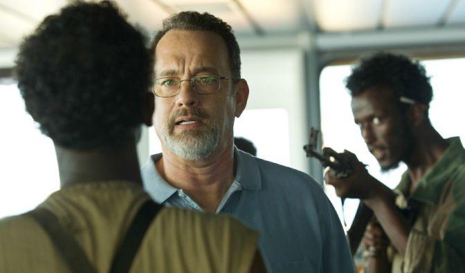 Piraten entern amerikanischen Frachter! Packender Hochsee-Thriller mit Tom Hanks (Foto)