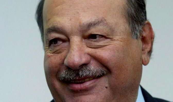 Carlos Slim Helú  ist am reichsten (Foto)