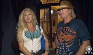 Carmen Geiss und ihr Mann Robert suchen in Miami nach einer Villa für sich und ihre Kinder. (Foto)