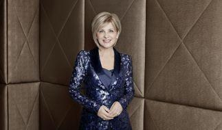 Carmen Nebel begrüßt am Samstag viele prominente Gäste. (Foto)