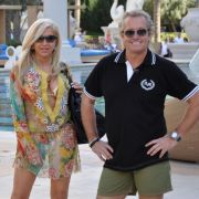Carmen und Robert lassen es sich in Las Vegas gut gehen.