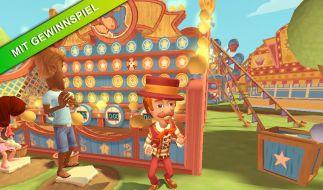 Carnival: Die neue Jahrmarkt-Party (Foto)