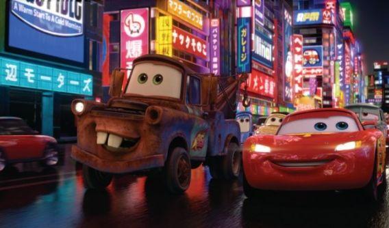 «Cars 2» (Foto)
