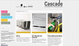 Cascade - Das Magazin (Foto)
